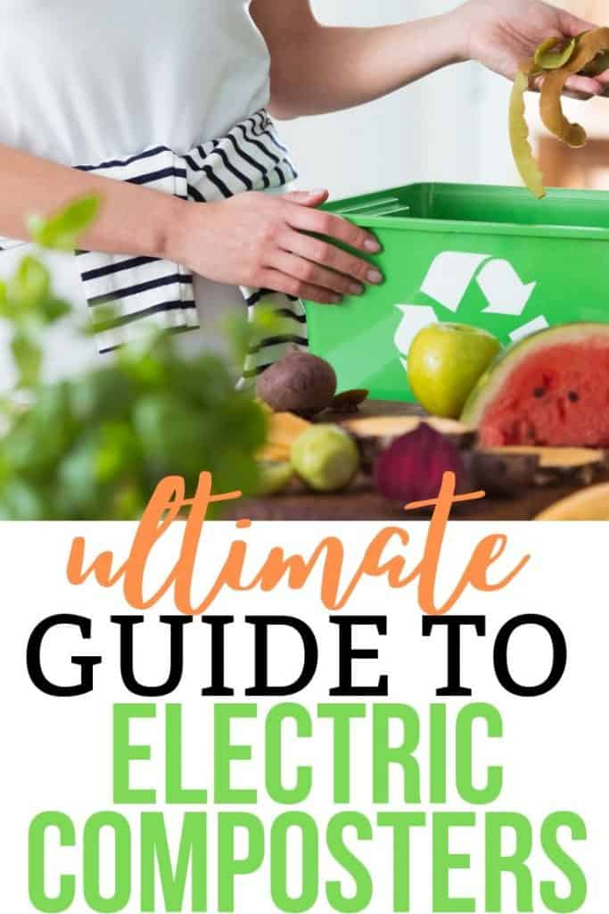 Ultimate Guide to Electric Composters